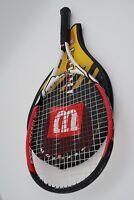 Wilson Roger Federer Titanium Tennis Racket/Racquet 4 1/2