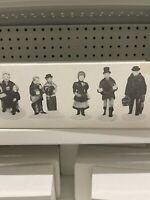 Dept 56 Dickens David Copperfield -  5 pc set New in Box - Retired