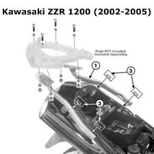 Kappa KZ441 Kawasaki Specific Rear Top Box Rack - Kawasaki ZZR 1200 (2002-2005)