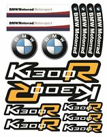 K1300 R Laminated  Motorrad Motorcycle Decal set Bmw K1300R stickers /221
