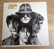 """LP The Stalkers """"At last.."""" groupe rock français 1984 EXC"""