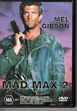 MAD MAX 2 THE ROAD WARRIOR - DVD R4 (2009) Mel Gibson VG FREE POST