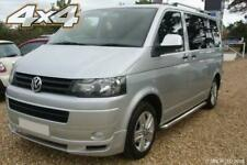 For Volkswagen Transporter T5 / T6 SWB T304 Stainless Steel Side Steps Bars 2.4""