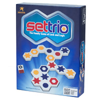 NEW SETTRIO The Family Game of Luck and Logic Mark Fuchs unopened Tile Play