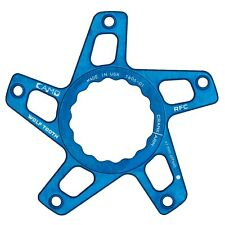 Wolf Tooth Camo RaceFace Cinch Spider, +2mm Offset - Blue No Retail Packaging