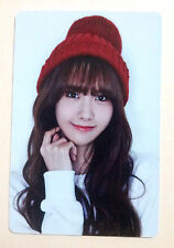 SNSD Girls' Generation 2015 Greetings Calendar [OFFICIAL] Photo Card - YoonA