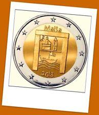 2 Euro Gedenkmünze Malta 2018 - Kulturelles Erbe -  Lieferbar
