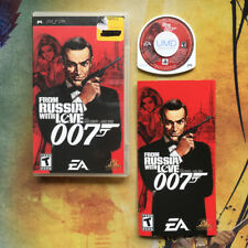 James Bond 007: From Russia with Love PlayStation Portable PSP - Free Shipping!