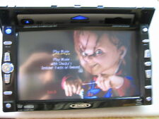 """Jensen VM9020TS Double-sized in-dash DVD player with 6.5"""" video Touch screen"""