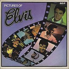 Pop & Beat: 1960s Elvis Presley 33RPM Speed Music Records