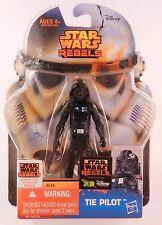 2015 Star Wars Rebels Saga Legends Action Figure SL13 TIE Pilot
