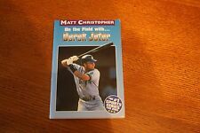 Matt Christopher On the Field with Derek Jeter Paperback, Bio Bookshelf Book