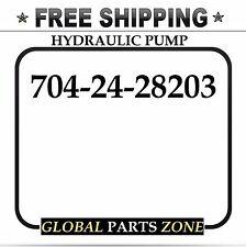 NEW HYDRAULIC PUMP for KOMATSU 704-24-28203 7042428203 PC200-3 WA700-3 WA900-3