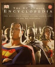 The DC Comics Encyclopedia - 2004 - Over 1000 DC Characters - HC