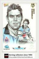 2007 Select NRL Champions Gem Card GC4 Brett Kimmorley (Sharks)