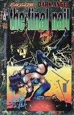 London Night Studios Razor Dark Angel The Final Nail #2 1994 2nd Print VF