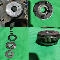 Rotary Gear Plate Slewing Gear Modification Teile für 1/18 Huina 580 Excavator