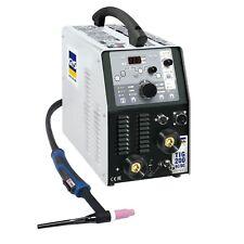 Saldatrice GYS Mod. TIG 200 AC/DC HF FV Monofase Volt. 220