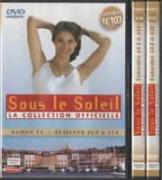 Dvd Série Sous Le Soleil Saison 11 Vol 103 104 105 = 12 épisodes 3dvd