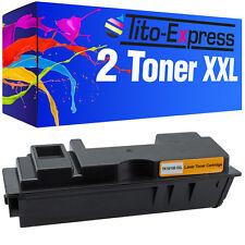 2 Toner XXL 30.000 Seiten ProSerie für Kyocera Mita FS-1020D FS-1118 MFP TK-18