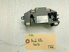 09-17 AUDI A4 A5 A8 Q5 S4 B7 B8 D3 D4 BLOWER MOTOR RESISTOR 8K0820521B OEM
