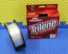 Berkley Trilene XL 12 lb 1000 yd Fishing Line CLEAR XLEP12-15 Economy Spool