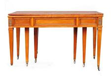 Grande table style Louis XVI merisier XIXème