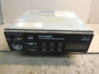 1997 Fits Hyundai Accent Radio AM FM 96140-22401