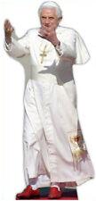 PAPST BENEDIKT POPE BENEDICT XVI. ALS LEBENSGROSSER KARTONAUFSTELLER