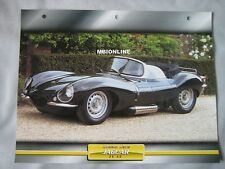 Jaguar XKSS Dream Cars Card