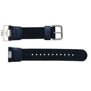 Sports Nylon Canvas Fabric Strap for SGW100 FGW-3500B 3000B Watch Band Bracelet