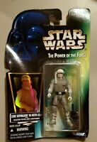 Vintage - Star Wars - Power of the Force - Hoth Luke Skywalker - Action Figure