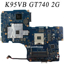 K95VB Motherboard For ASUS R900V K95V A95V K95VM ZAY90 LA-A681P Schede madre