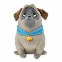 "Disney Authentic Percy Puppy Dog Plush 13"" H Pocahontas Stuffed Animal Toy NWT"