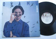 LP Osamu Kitajima-Californian Roll-VG + + Silky Age Escape Space