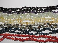 Gemstones, Semi-precious stones, Chips, Beads