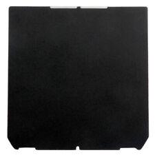 Linhof Technika Chamonix Ebony Undrilled Un-Drilled Free Hole DIY Lens Board