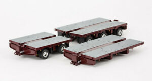 Drake ZT09072A 1:50 Accessory Pack for Drake Steerable Low Loader Trailer