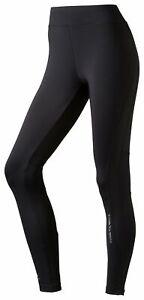 Pro Touch Damen Lauf-Jogging-3//4-Tight Overknee Paiva III Hose schwarz