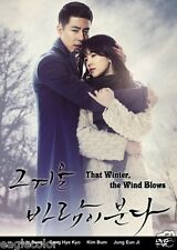 That Winter, The Wind Blows Korean Drama (4DVDs) Excellent English & Quality