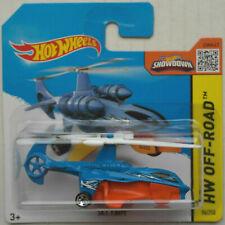 Hot Wheels Sky Knife blau/orange Hubschrauber Helicopter Neu/OVP HW Mattel Heli