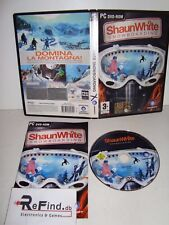 SHAUNWHITE SNOWBOARD PC GAME