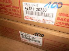 originale Toyota Bremstrommeln TOYOTA COROLLA  E10 E11 1.3 1.6 1.4 16V 1.6 1.9