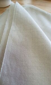 LOAF CLEVER WOOLLY SAILCLOTH GREY UPHOLSTERY FABRIC 300cm X 140cm + 290cm X140cm