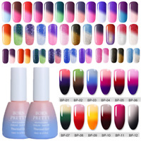10ml BORN PRETTY Smalto Soak Off UV Gel Polish Nail Art Thermal Colore Mutevole