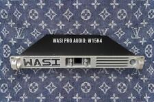 WASI W15K4 Touring Power Amplifier / 3 Year Warranty