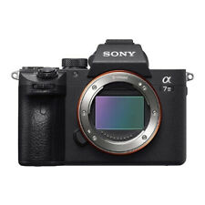 Sony Alpha a7 III 24.2 Mpix Appareil Photo Numérique Hybride - Noir (Boîtier Nu)