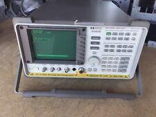 AGILENT HP 8560E SPECTRUM ANALYZER 30Hz-2.9GHz