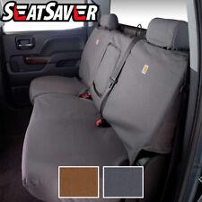 Covercraft Custom SeatSavers Carhartt Duckweave - Second Row - 2 Color Options