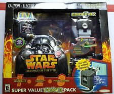 Star Wars TV Game Super Value Power Pack Exclusive RARE Darth Vader